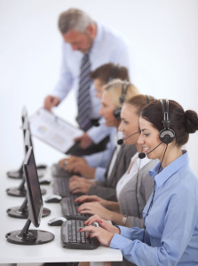 Call Center for web