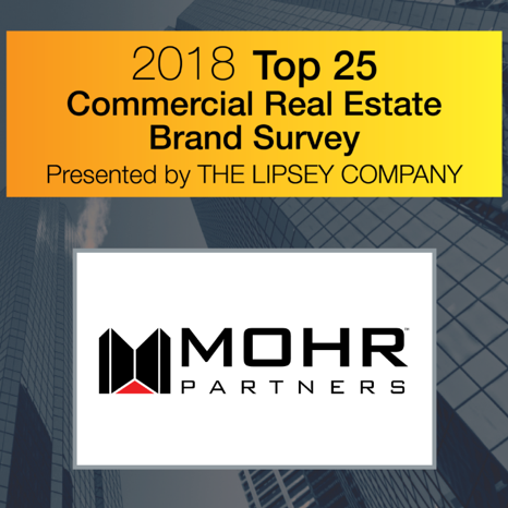 Mohr Partners top 25 brand